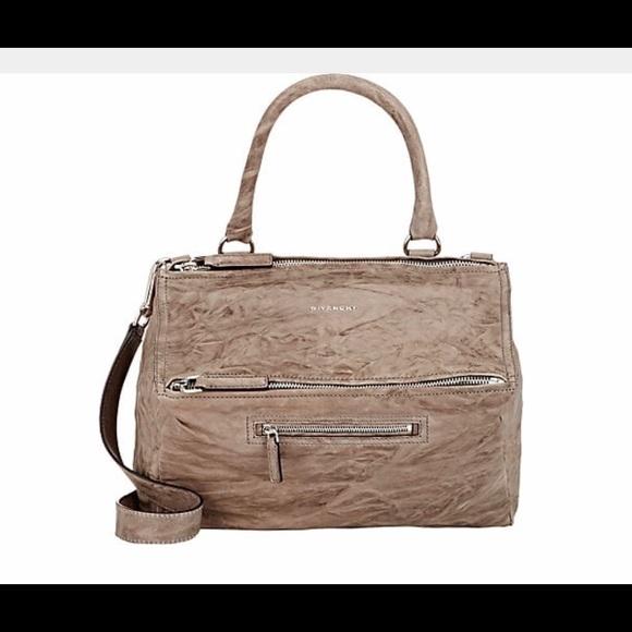 NWT Givenchy Pandora Pepe Medium Leather Bag f8a305561c3c4